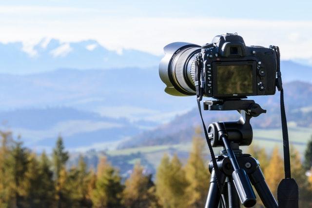 Hvordan bli en frilansfotograf